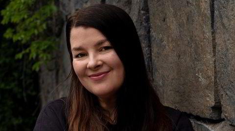Satser på norsk mote. Svenske Hanne Eide er Nasjonalmuseet nyansatte kurator for drakt og samtidsmote.