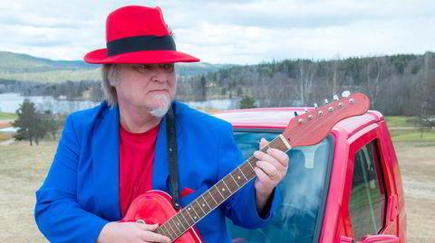 Knut Reiersrud rundet nettopp 60 år, men viser ingen tegn til å roe ned tempoet eller den musikalske nysgjerrigheten.