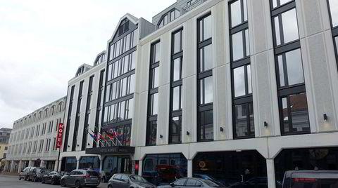 Thon Hotel Norge i Kristiansand gjenåpnet i juni i år etter en totalrenovering.