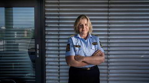 Kristin Kvigne har vært I politiet siden 1997, blant annet som leder for Interpols arbeid mot trafficking og overgrep mot barn og leder for Politiets utlendingsenhet. Nå har hun nettopp startet i jobben som sjef for Kripos.