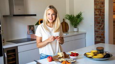 Emilie Nereng ble påvirket av «diettkulturen» hun ble utsatt for som ung. De siste årene har hun fått et nytt perspektiv på mat, helse og kropp.