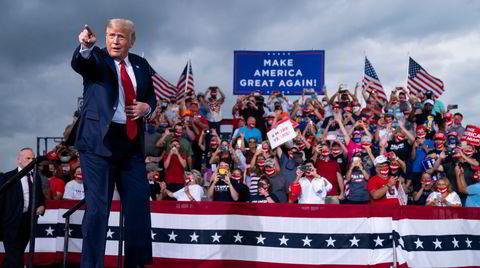 USAs president (noen dager til!) Donald Trump, er en uforutsigbar og autoritær leder som liker å finne på reglene selv.