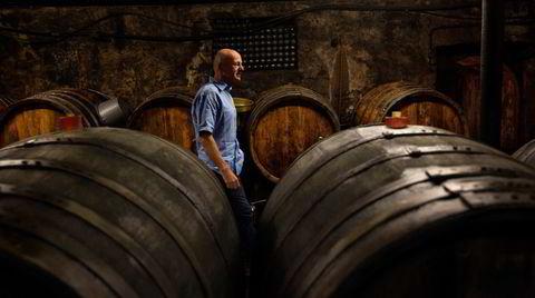 Egon Müller lager ypperlige rieslinger og regnes som en av Tysklands aller beste vinprodusenter.