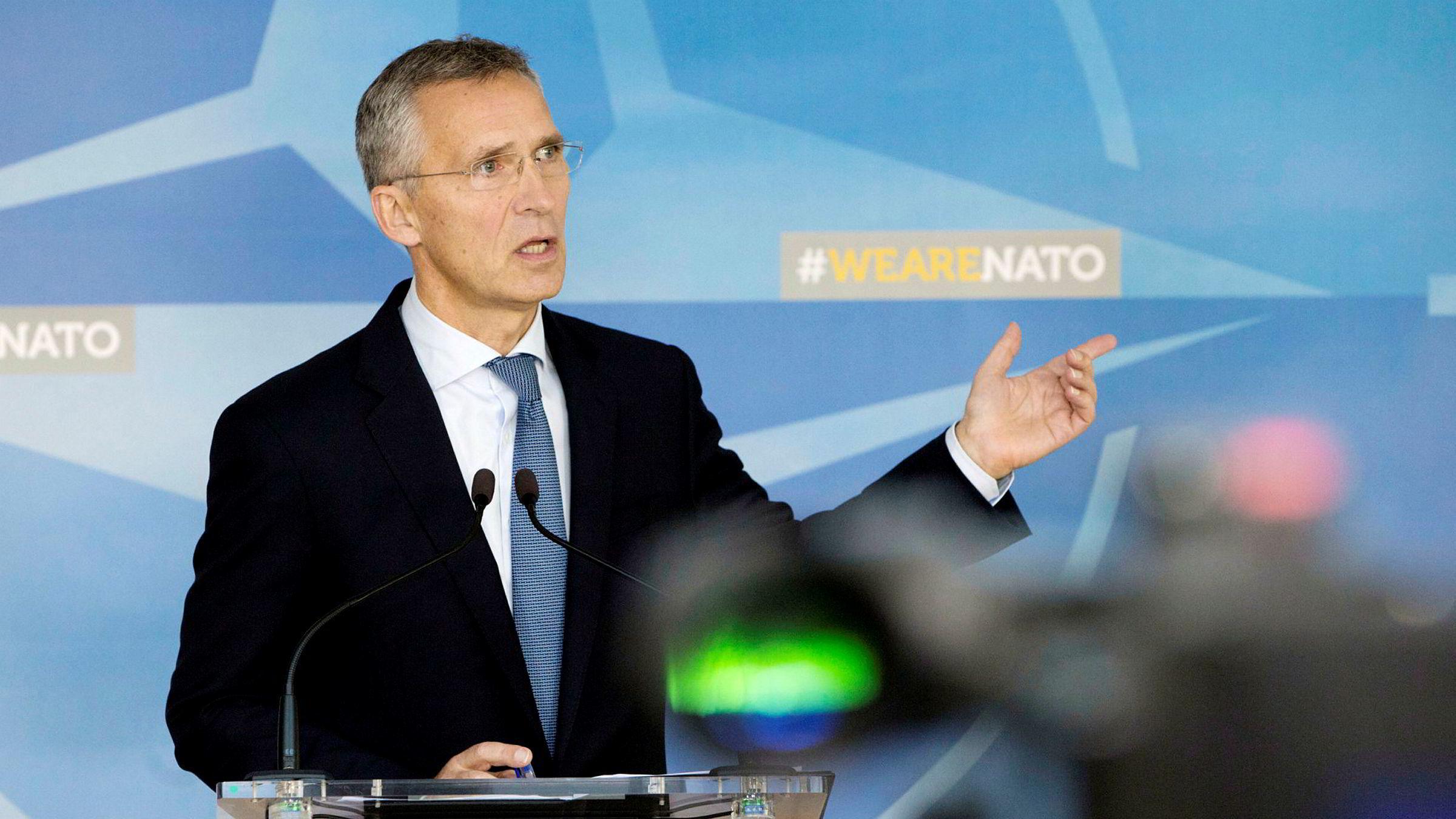 Stemningen i favør av Jens Stoltenberg som Natos generalsekretær i to ekstra år har vist seg å være unison og mer og mer tydelig den siste uken.
