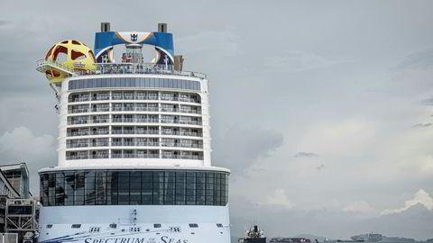En pandemi er ingen hindring for cruiseselskapet Royal Caribbean – som stiger ti prosent på Wall Street.