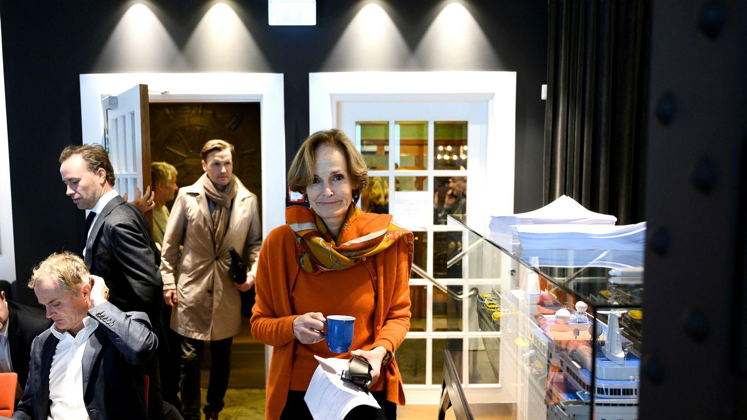 Arctic kaster ut Bonheur og administrerende direktør Anette Olsen fra porteføljen. Til tross for det, åpnet selskapet uken med oppgang på rundt tre prosent.