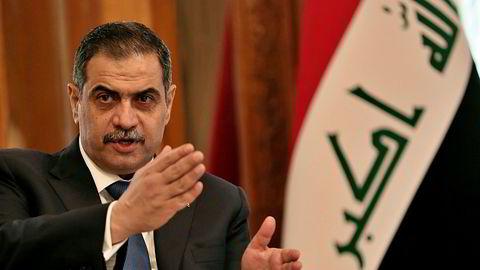 Iraks forsvarsminister Najah al-Shammari mistenkes for trygdesvindel i Sverige.
