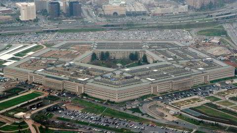 Pentagon i Washington.