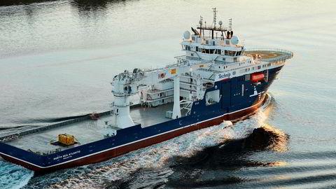 «North Sea Atlantic» ble sjøsatt midt under oljenedturen i 2015 og gikk rett på langtidskontrakt med Technip FMC. Det har gitt Austevoll-rederiet et overskudd andre selskaper bare kunne drømme om.