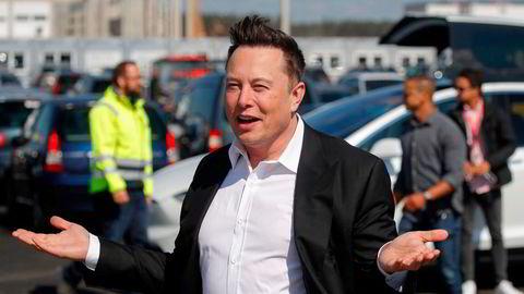 – God idé, var Elon Musk sitt svar til å samle alle sine selskaper under ett.