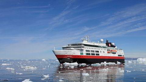 Et par reiste med Hurtigruteskipet MS «Fram» rundt Svalbard i fjor sommer og var ikke veldig fornøyd med det de opplevde.