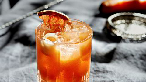 Energicocktail. En Beta Cocktail har «faktisk en del sunne elementer», ifølge Himkoks daglige leder.