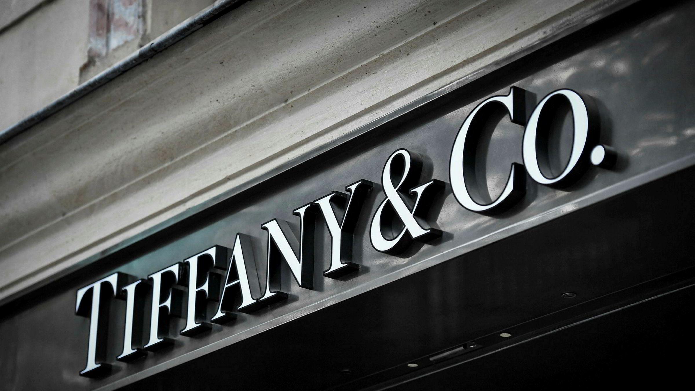 Tiffany har fått en ny eier.
