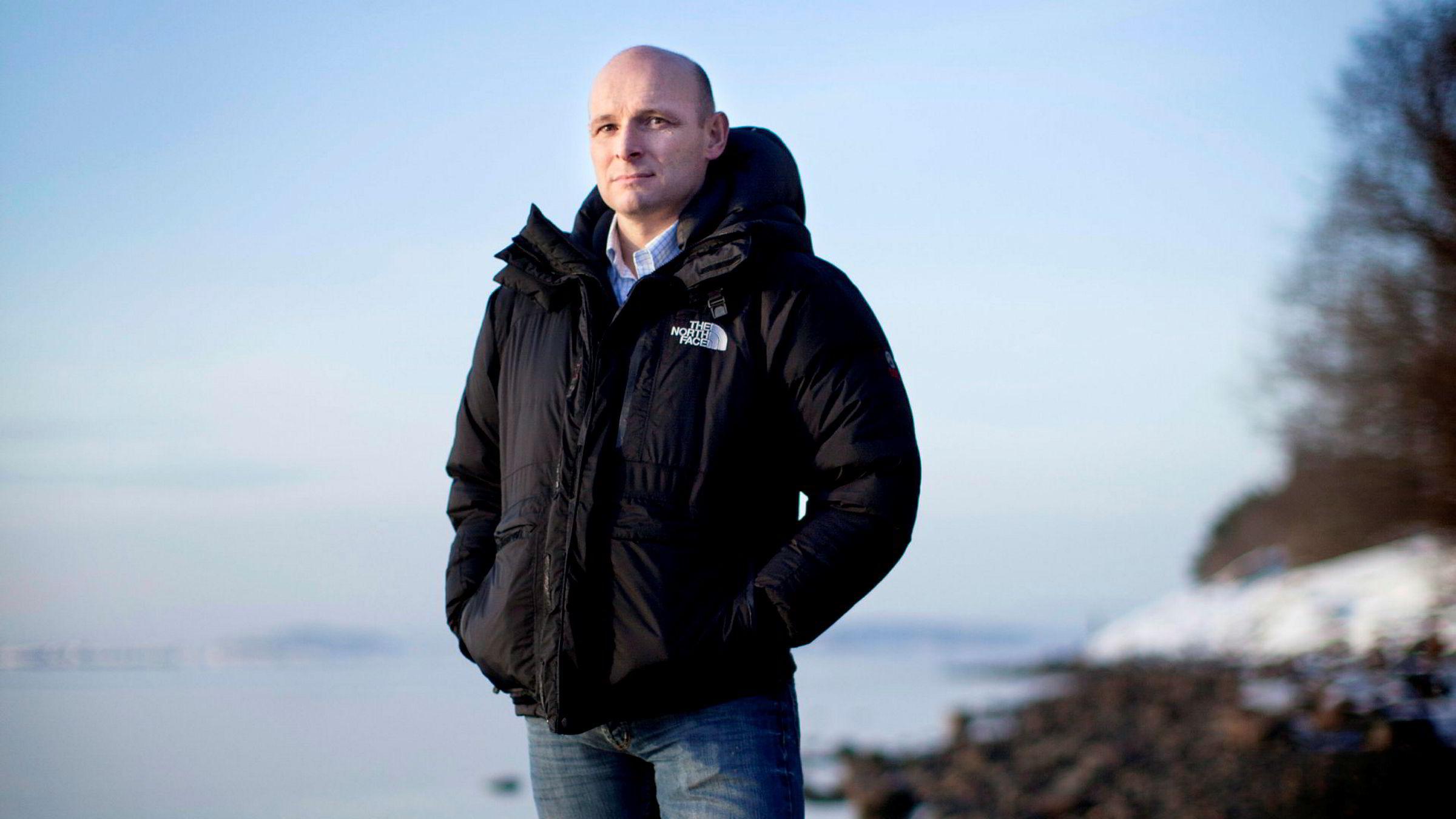 Geir Førre sitter fortsatt på en investeringskasse på mer enn en halv milliard kroner.