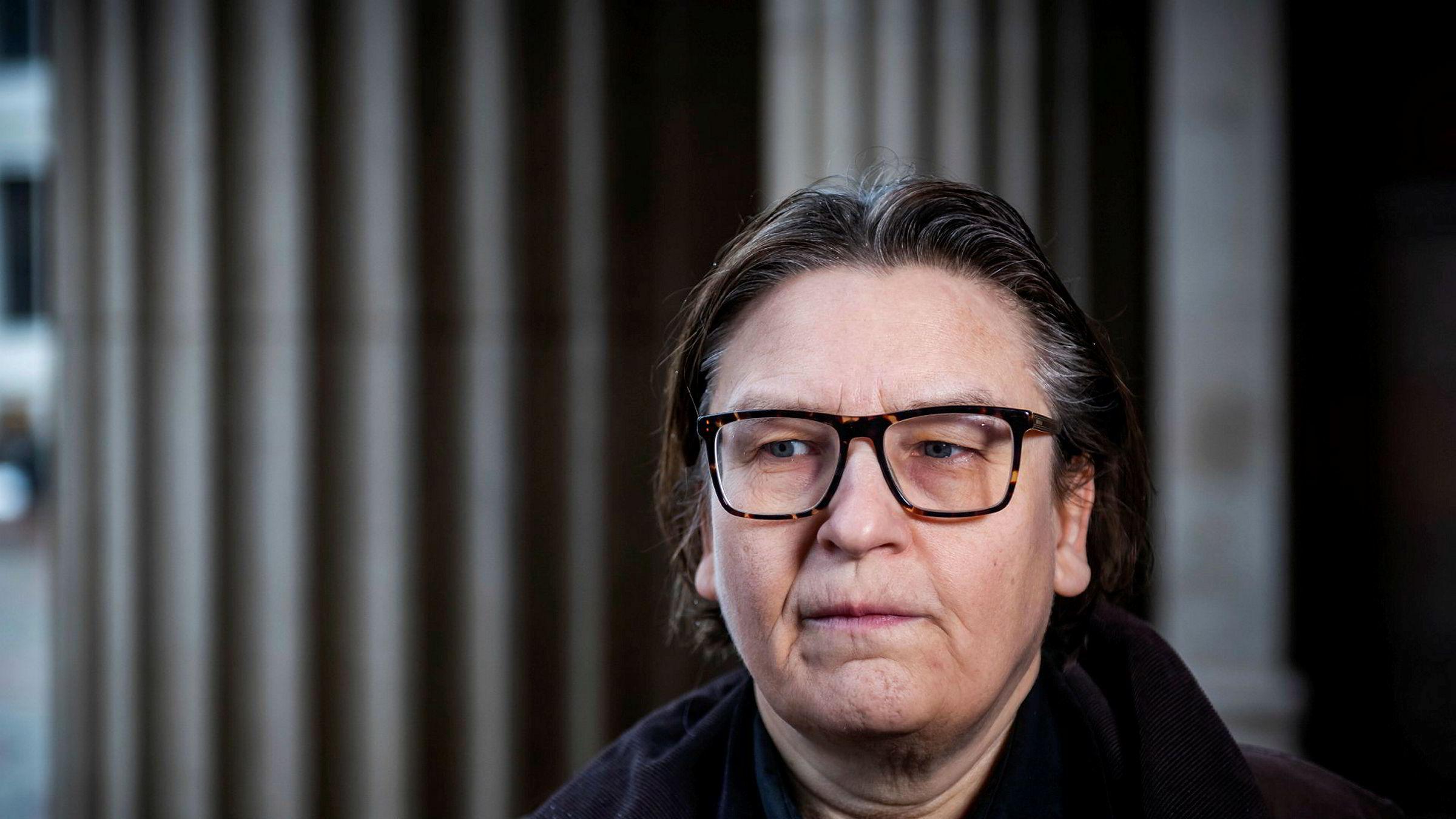 Dekan Ragnhild Hennum ved Det juridiske fakultet ved Universitetet i Oslo er tydelig på at en opprydning trengs etter funnene i Juristforbundets undersøkelse av diskriminering.