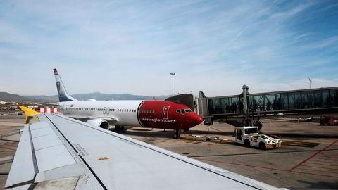 Norwegian er snart tilbake her på Malaga-Costa del Sol airport i Malaga, sør i Spania.
