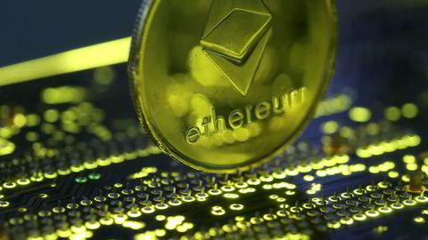 Kursene på digitale valutaer stuper. Det er ikke bare bitcoin. Ethereum har falt med en tredjedel på ett døgn og mer enn halvert på en uke.