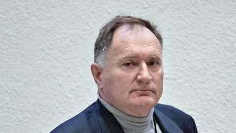 Tidligere forsvarssjef Sverre Diesen