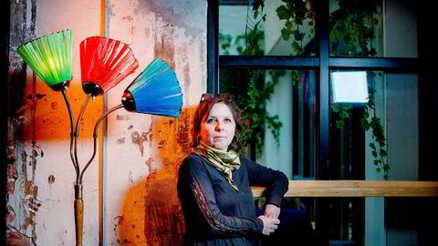 Anne Gaathaug, forlagssjef i Gloria forlag.