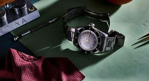 Godt brukt. Etter 65 år er klokken – som en gangs satt på hånden til en amerikansk pilot – ikke det den en gang var. I samlermiljøet er interessen stor.