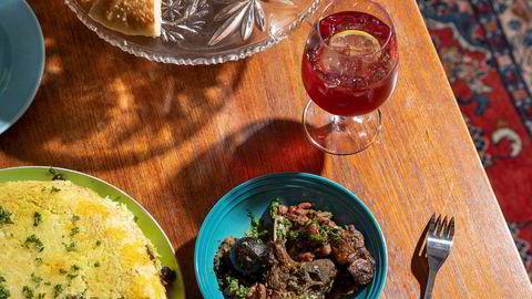 Mat fra annerledeslandet. Et måltid med persiske smaker er komplekst, overraskende, annerledes.