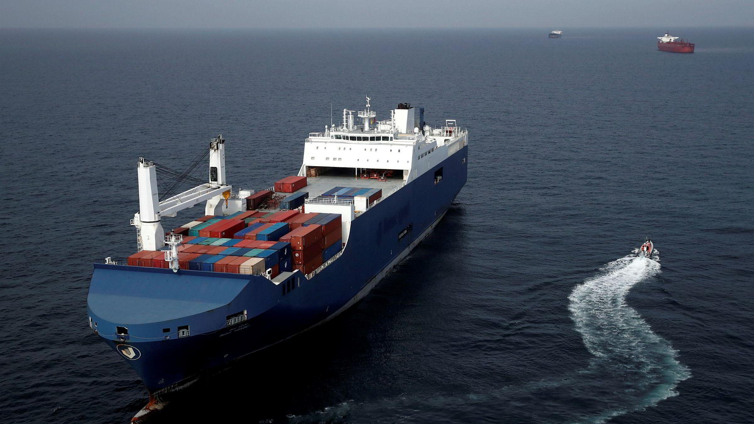 Skipsfarten foreslår en egen avgift for næringen som skal finansiere lav- og nullutslippsløsninger.