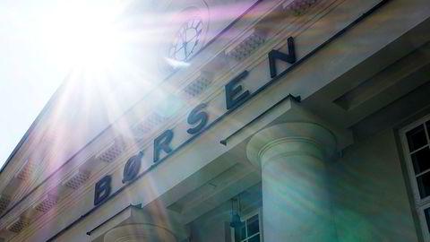 Oslo Børs steg moderat tirsdag.
