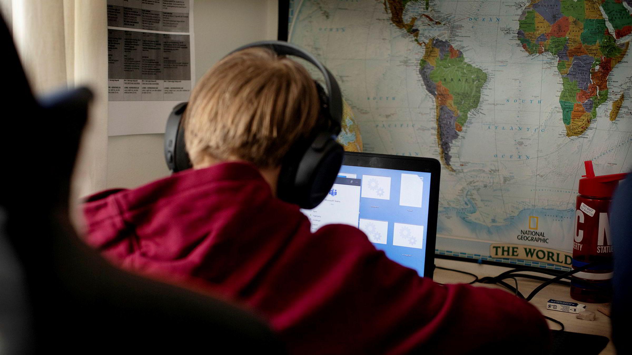 Fem tips kan hjelpe barn å komme i «skolemodus» når de er hjemme, skriver artikkelforfatteren.