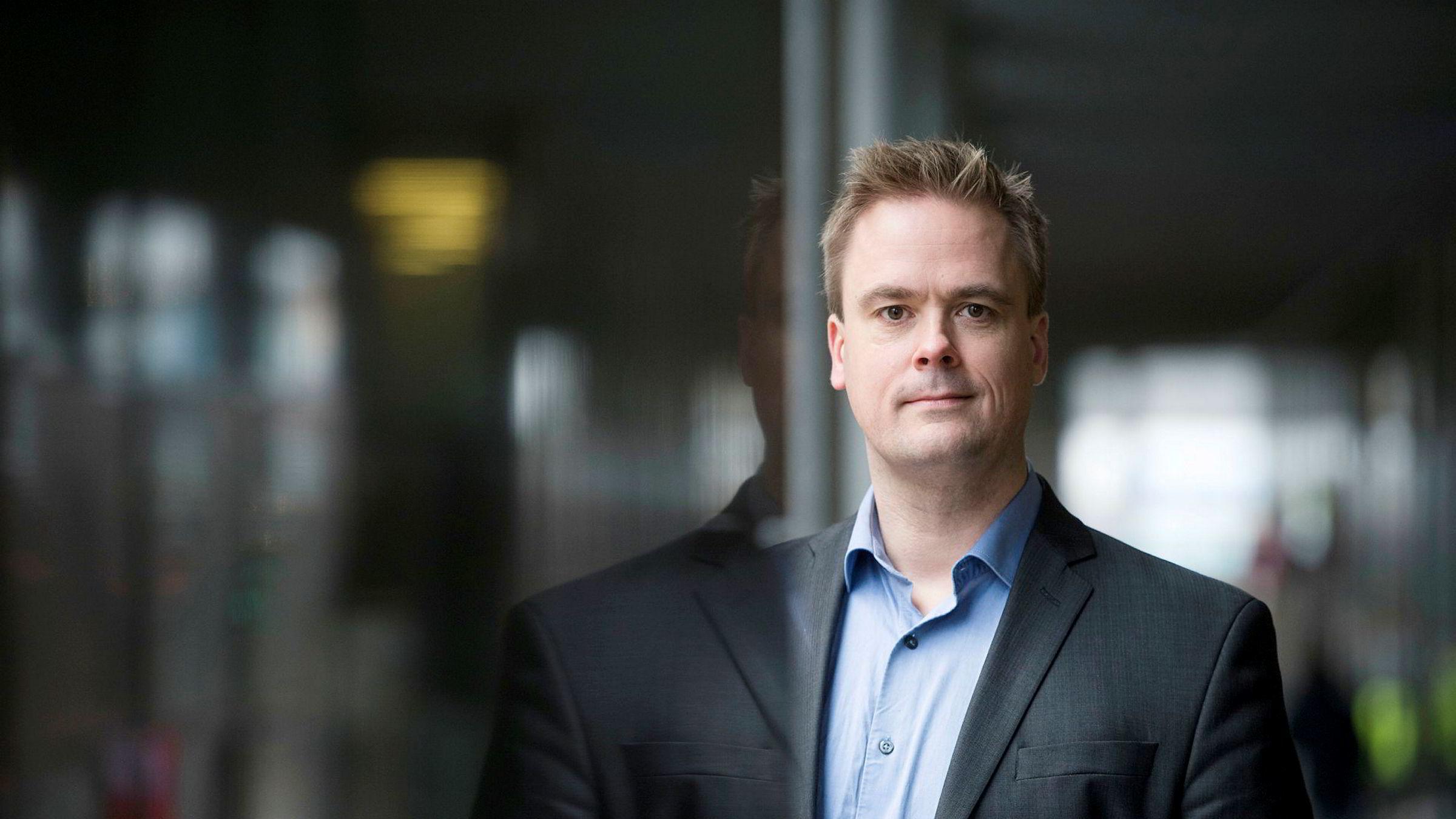 – Jeg hadde ønsket meg at man strammet inn på avdragsplikten, sier direktør for personmarked Endre Jo Reite i BN Bank.