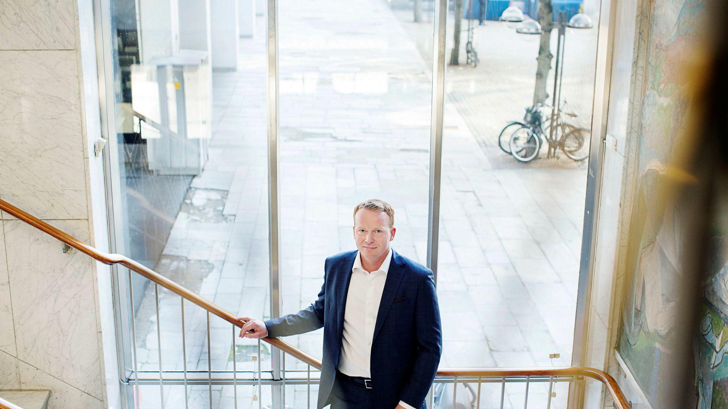Analysesjef Lars-Daniel Westby i Sparebank 1 Markets har tro på flyselskapet SAS fremover.
