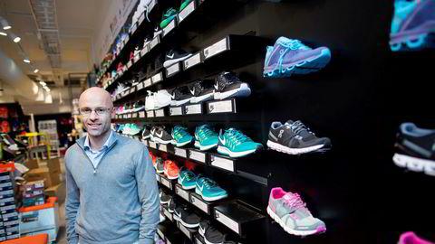 Sportsbransjen sto allerede i en krise da koronaviruset slo inn. Trond Evald Hansen som er sjef i Sportsbransjen ser likevel noen lyspunkter som tyder på endret forbruksmønster.