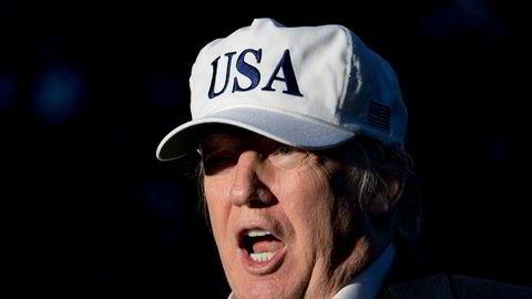 President Donald Trump skal ifølge kilder ha sagt at han ikke vil ha innvandrere fra «drittland». FN mener hans uttalelse er rasistisk.