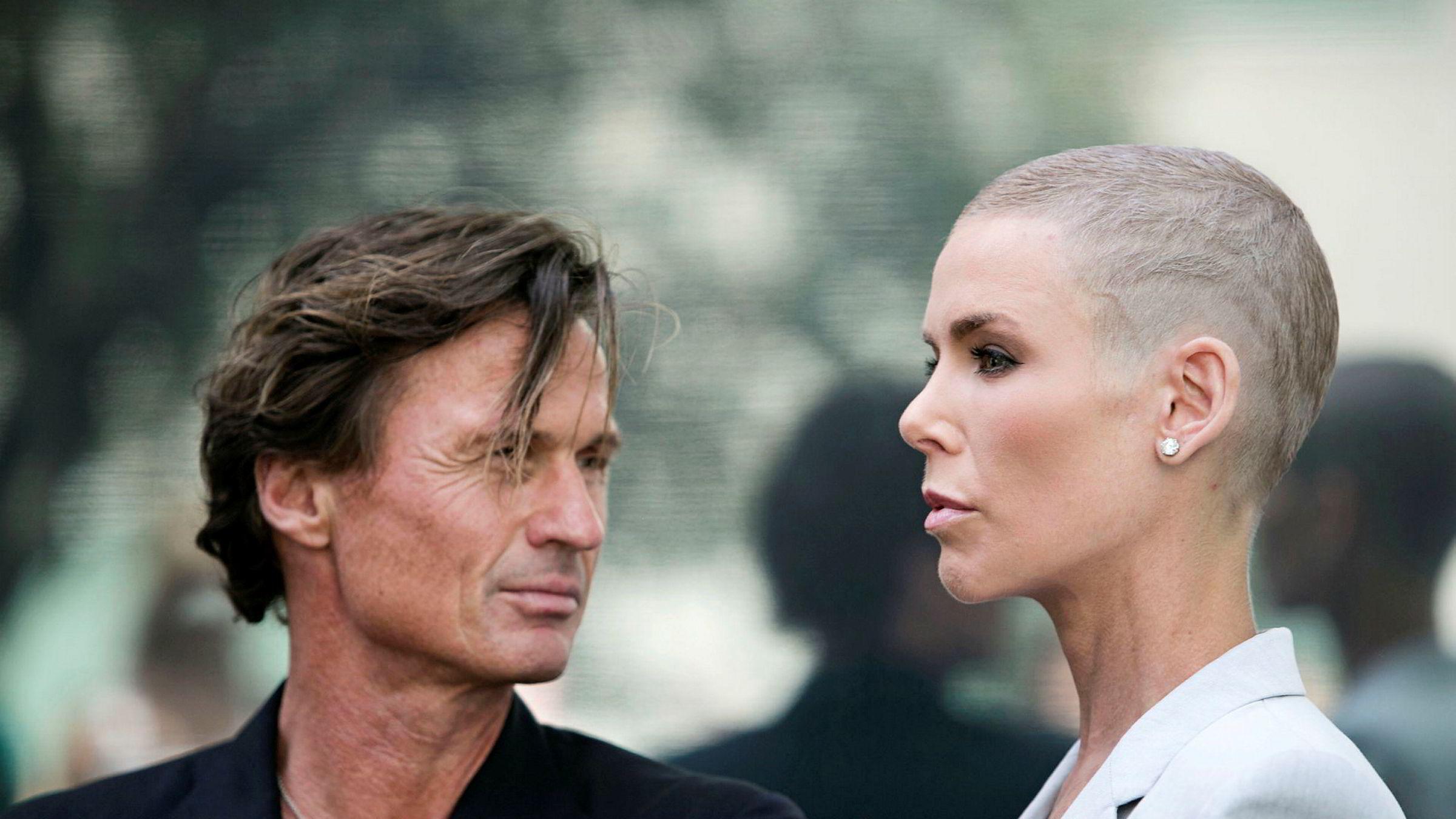 Petter Stordalen og Gunhild Stordalen meldte i forrige måned at de to gikk hver til sitt.