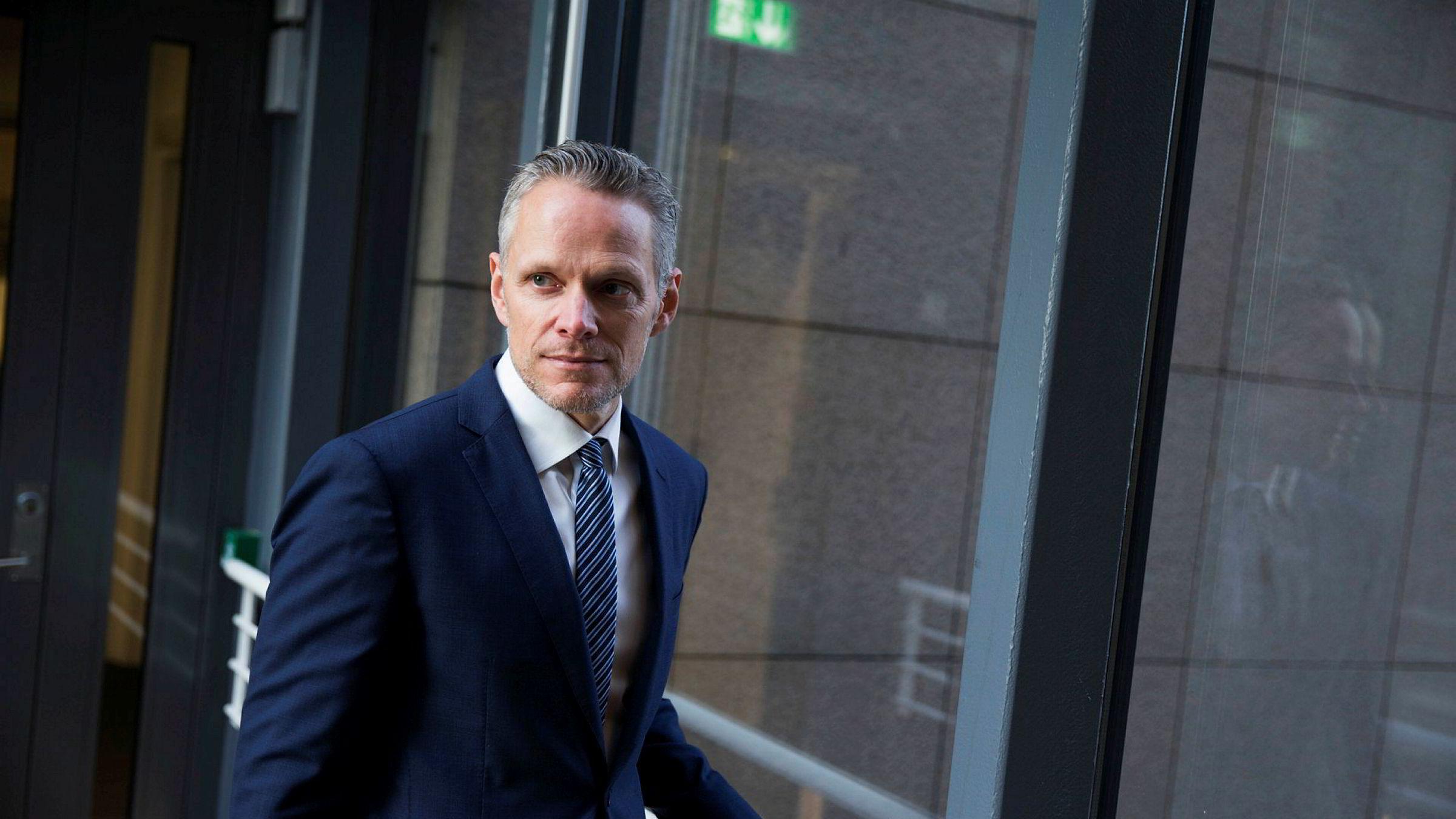 Sjefstrateg i Danske Bank, Christian Lie, mener den svake økonomiske veksten er en del av nøkkelen for videre børsoppgang.