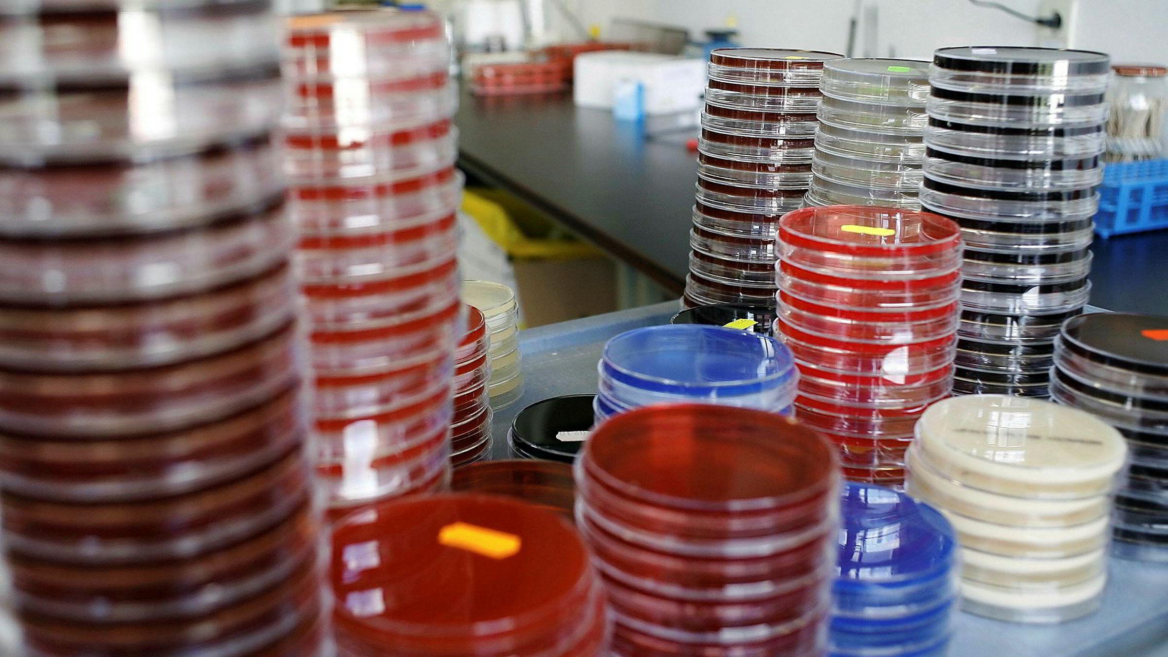 Det meste av antibiotikaen som brukes i Norge importeres fra Kina og India.