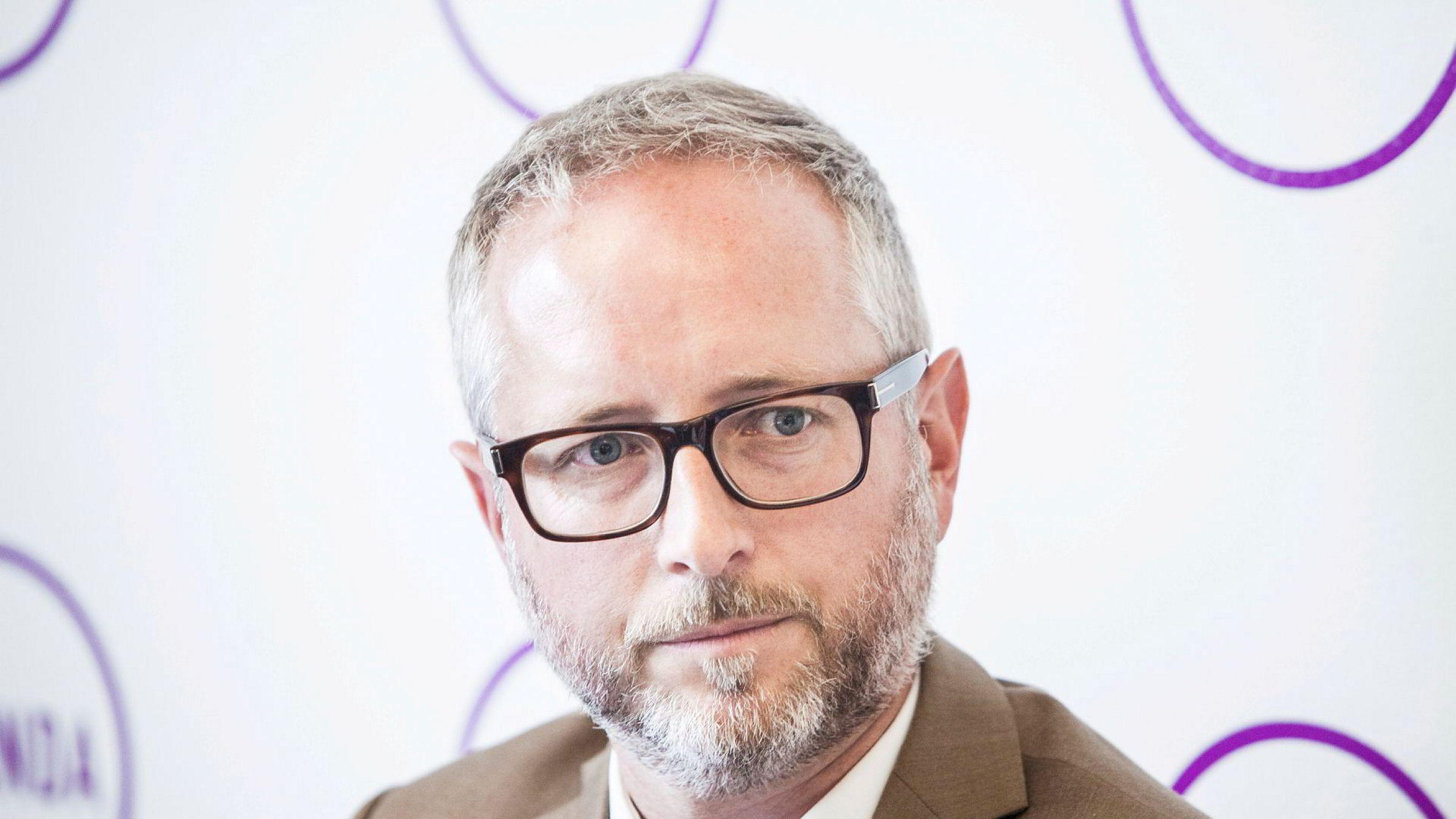 SV-topp Bård Vegar Solhjell får et budsjett på 17 milliarder å forvalte neste år.
