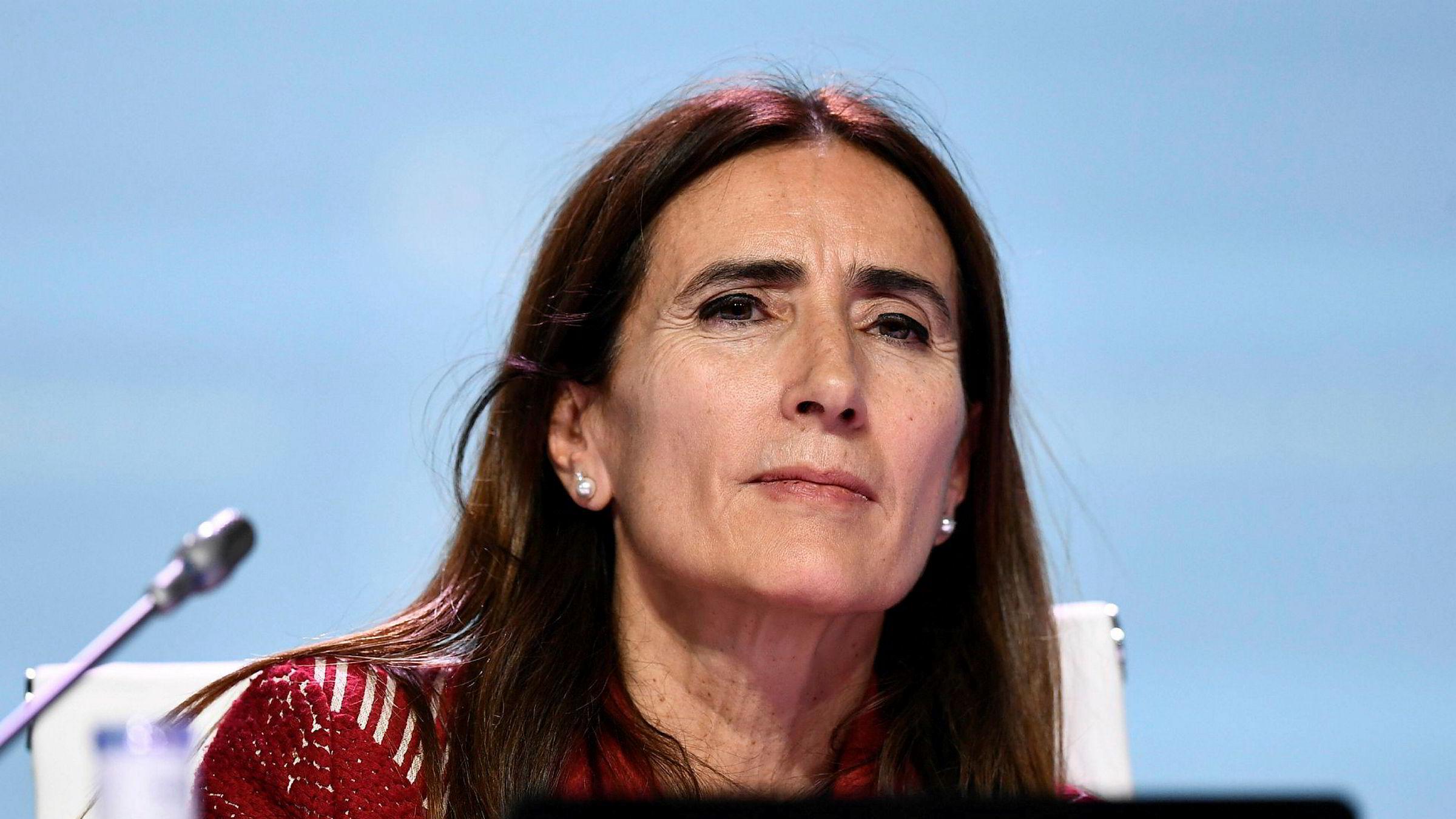 Chiles miljøvernminister Carolina Schmidt var president for årets klimamøte. Det holdt på å havne i havari.