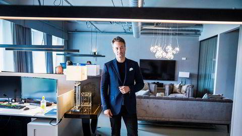 Runar Vatne sier de har overført 60 millioner kroner til fondet Argentum 2019.