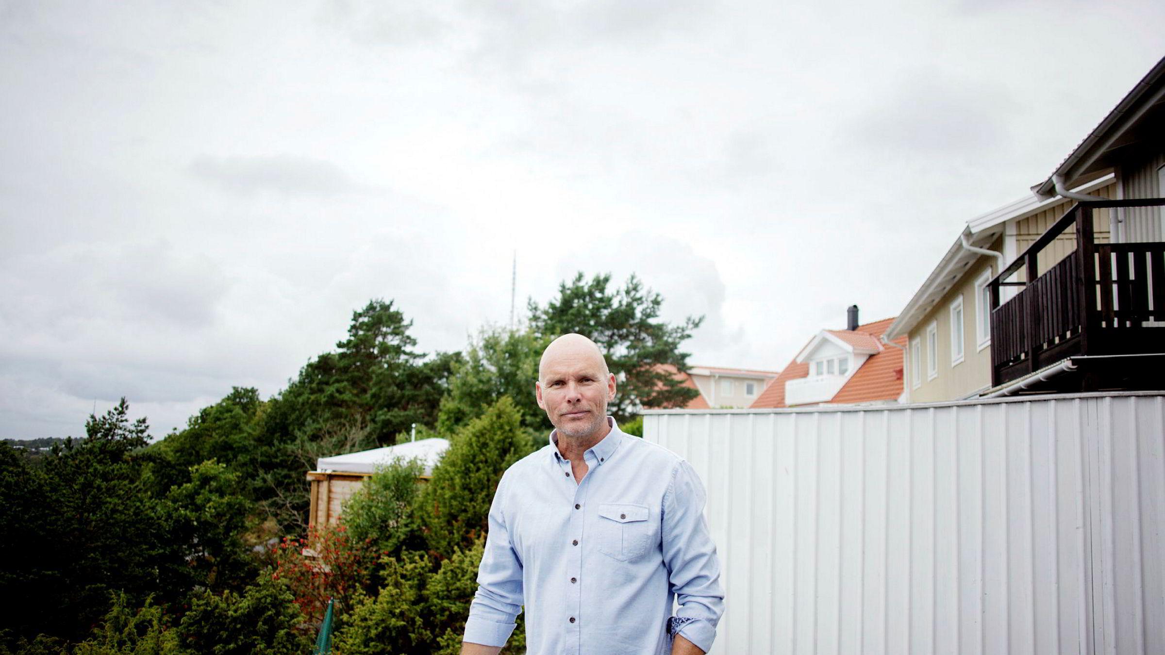 Roger Nymo har prøvd å få til et aksjonæropprør mot Oceanteam og har krevd offentlig granskning.