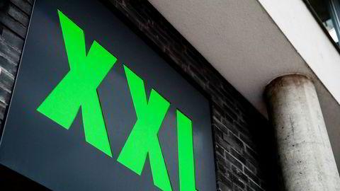 Sportskjeden XXL sliter med fallende omsetning i Norge