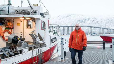 Asbjørn Warvik Rørtveit er direktør for markedsinnsikt og markedsadgang i Norges sjømatråd.