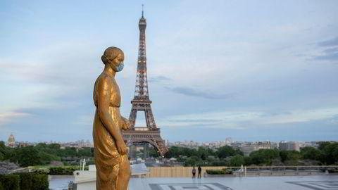 Innreisende til Frankrike fra EU, Storbritannia og Schengen vil ikke måtte gå i karantene i to uker.