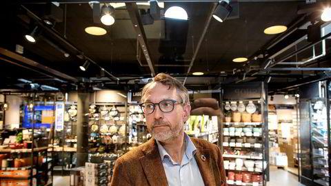 Jernia-sjef Espen Karlsen legger ned den siste resten av butikker i Sverige og vil fremover kun satse i Norge.