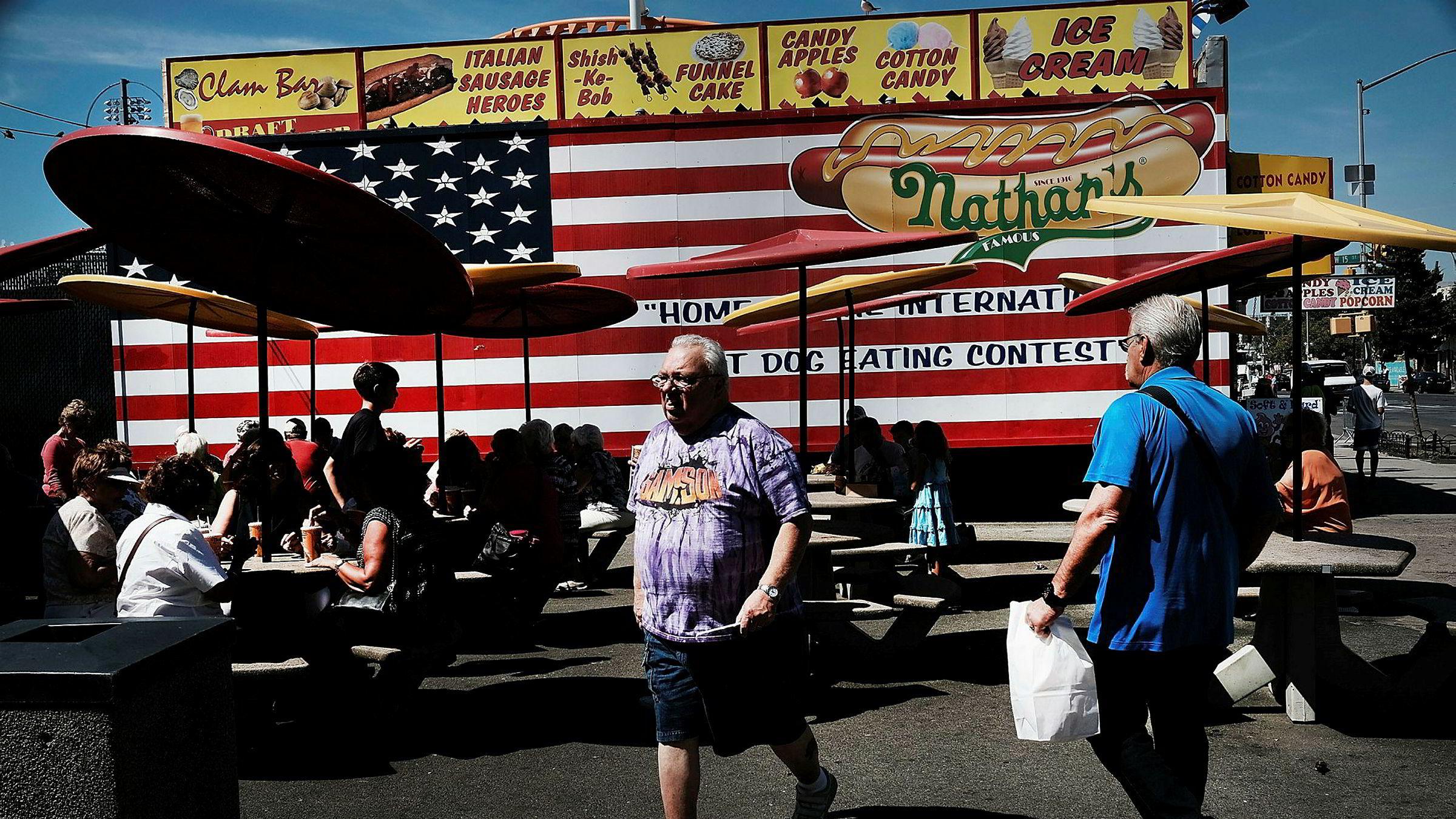 Forventet levealder i USA har begynt å falle siden en topp i 2010.