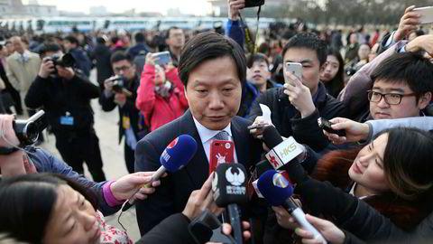 Grunnlegger Lei Jun av det kinesiske teknologiselskapet Xiaomi er medlem av Folkekongressen og har deltatt på møter de siste to ukene. Nå forbereder han en av verdens største børsnoteringer.