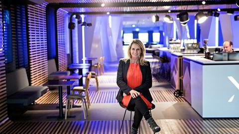 Ellen Arnstad forlot i 2017 Se og Hør for å bli direktør for hotell- og konferanseanlegget X Meeting Point på Hellerudsletta utenfor Oslo. Så langt går selskapene som driver anlegget med store underskudd.