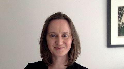 Jorunn Aarseth, påtroppende designdirektør i Designit.