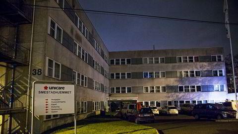 Smestadhjemmet er et av Unicares fem sykehjem som nå selges til Lovisenberg.