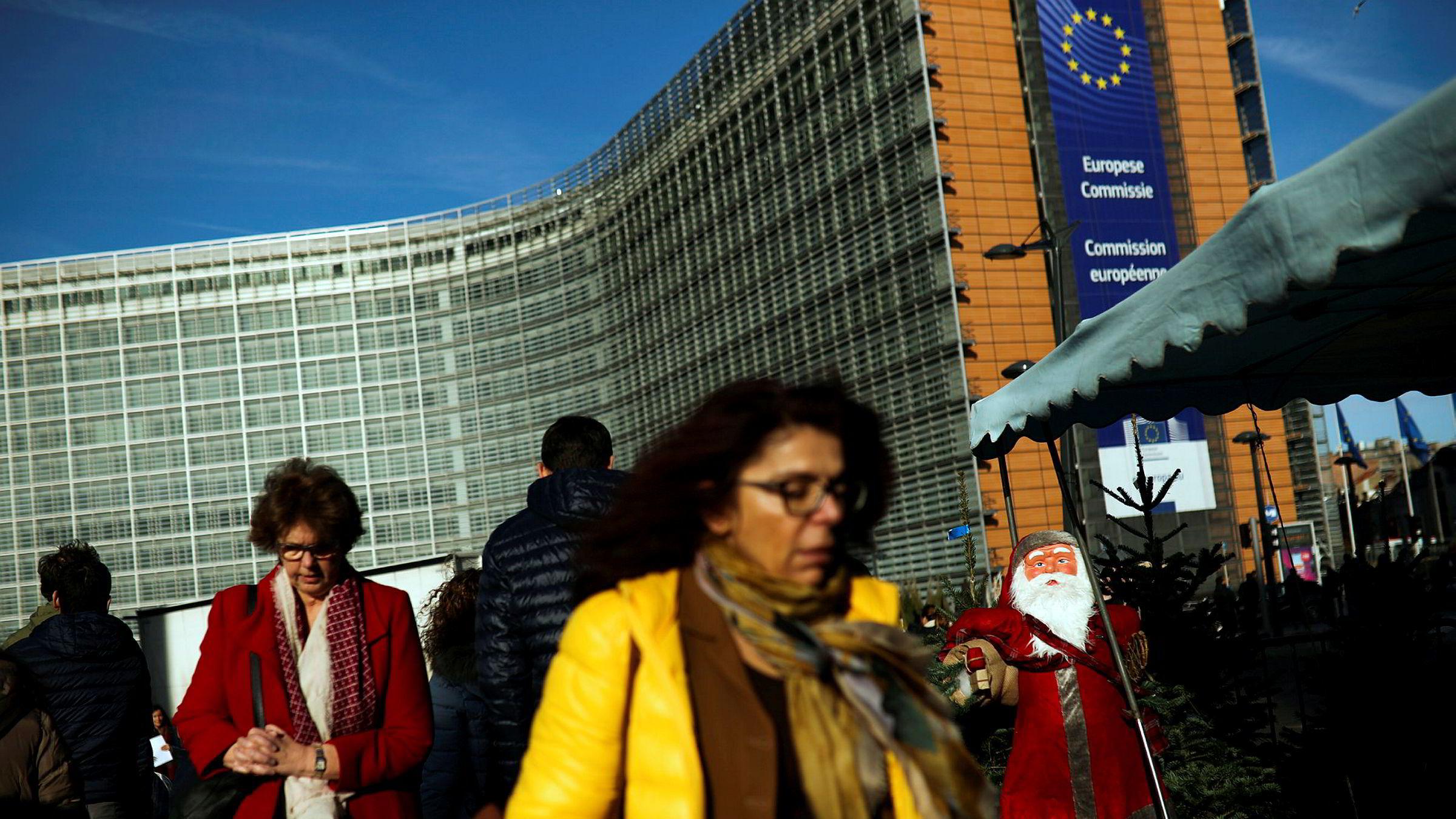Folk i EU-landene mener jobb og klima er viktigste saker.