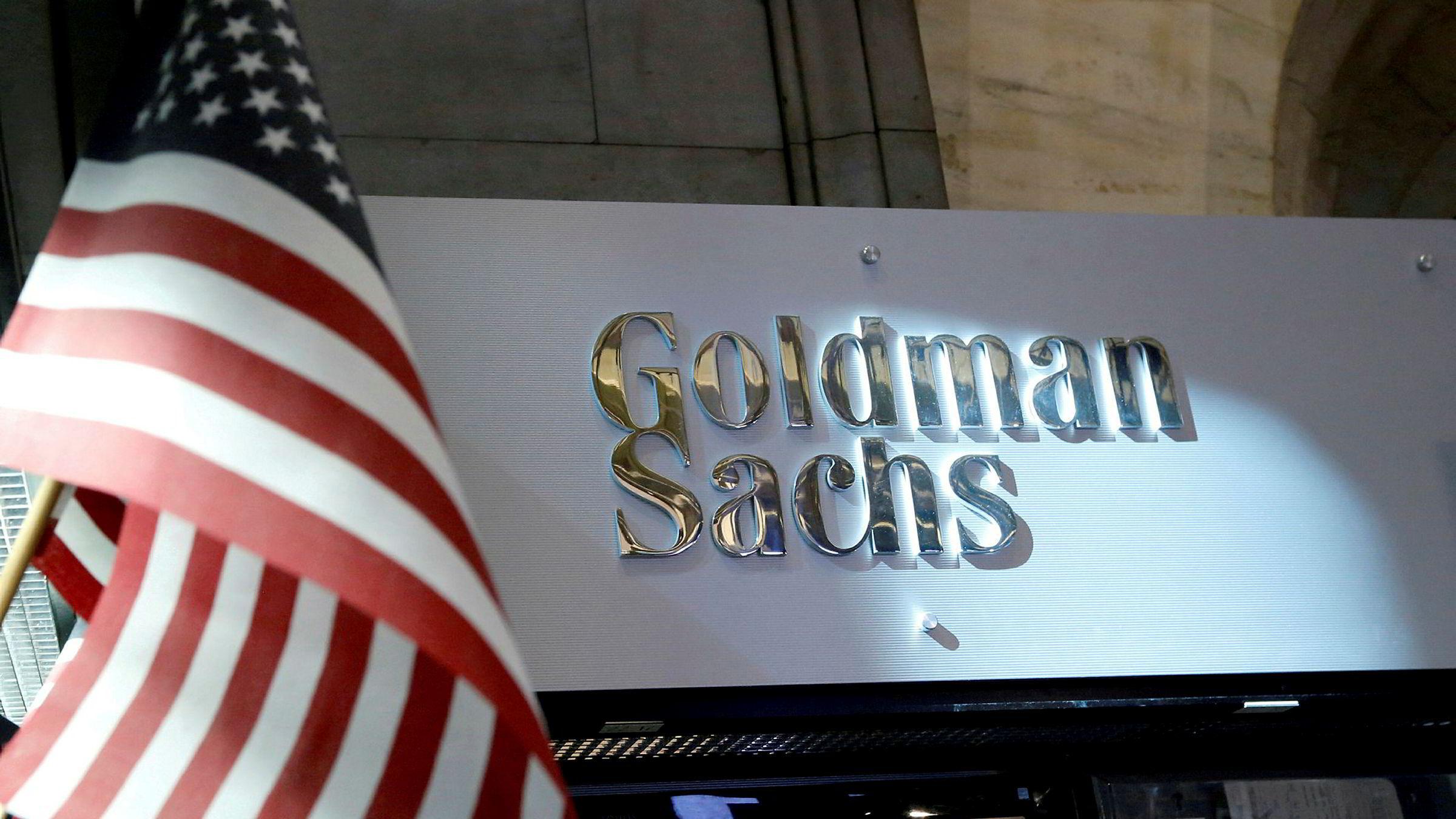 Den amerikanske investeringsbanken Goldman Sachs peker på høye boligpriser og høyt gjeldsnivå som risikofaktorer for norsk økonomi.